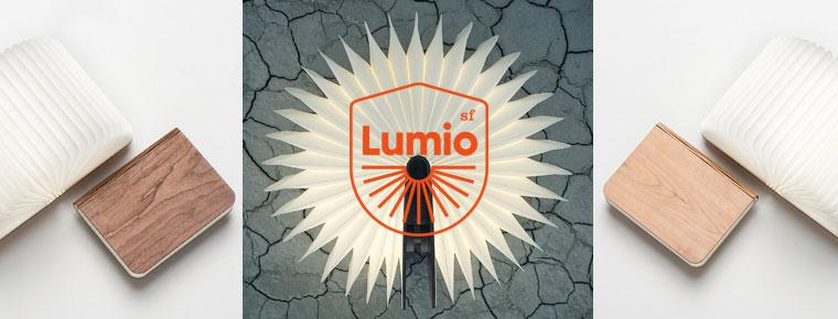 Lumio-Buchleuchte