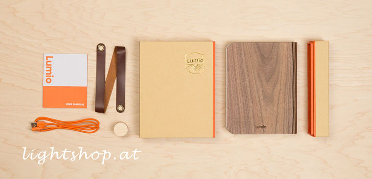 Lumio Book Light - Light for everywhere