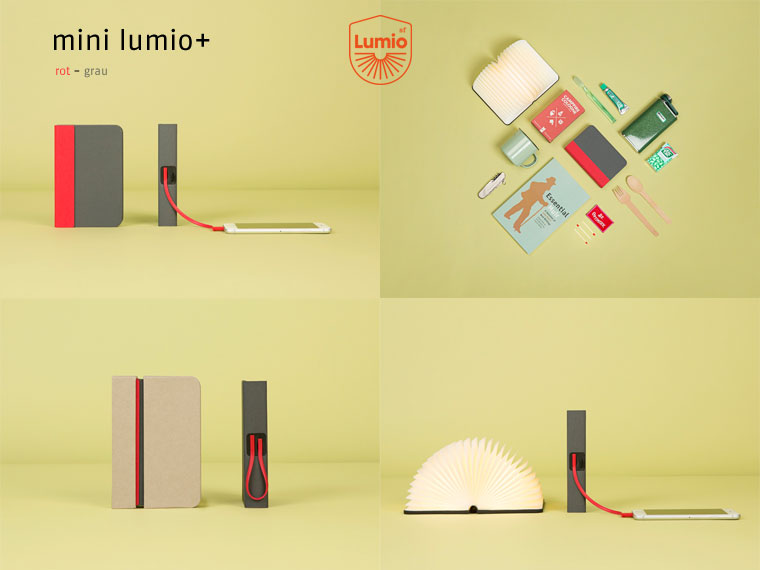 Hello Lumio Lamp Light Anywhere