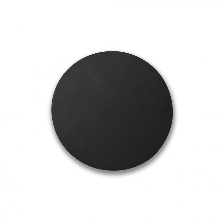 BOARD LED schwarze Wandlampe