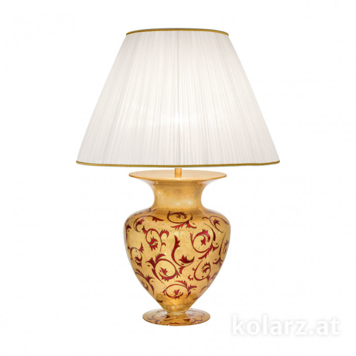 Anfora Toscana Gold/Red