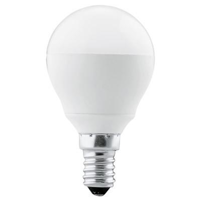 P45 LED de 4,5 W WW E14