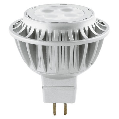 MR 16 LED 6.3W WW GU 5.3 dimmable