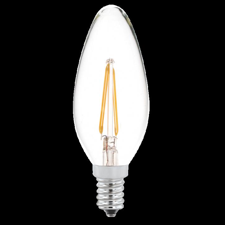 LED Filament Kerze E14 2W 180lm 2700K