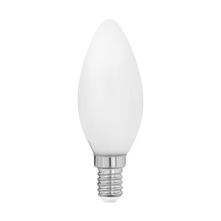 LED filament candle E14 4W 470lm 2700K