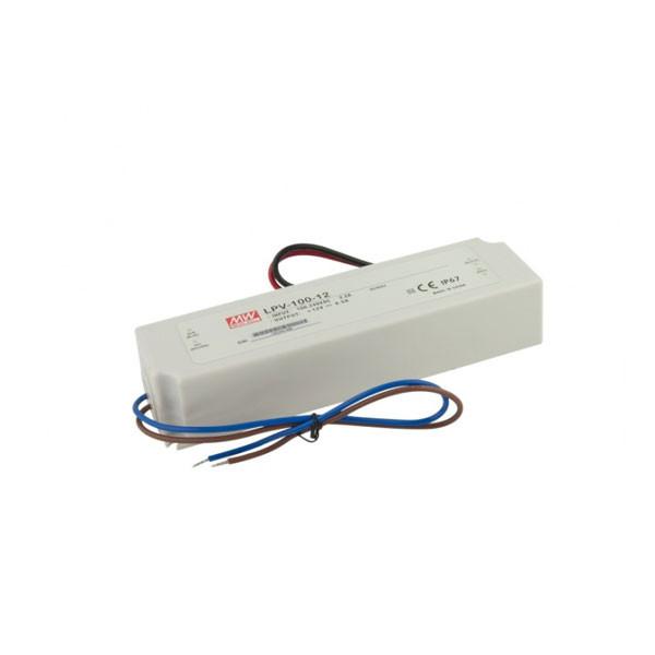 LED di Alimentazione 12V DC 100W LPV-100