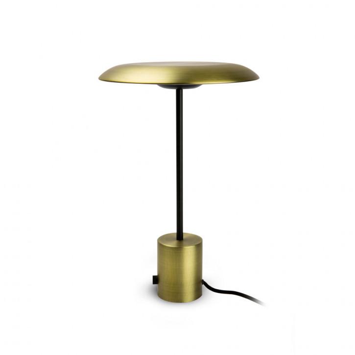 Hoshi LED de oro satinado