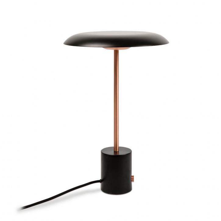 Hoshi LED negro / cobre