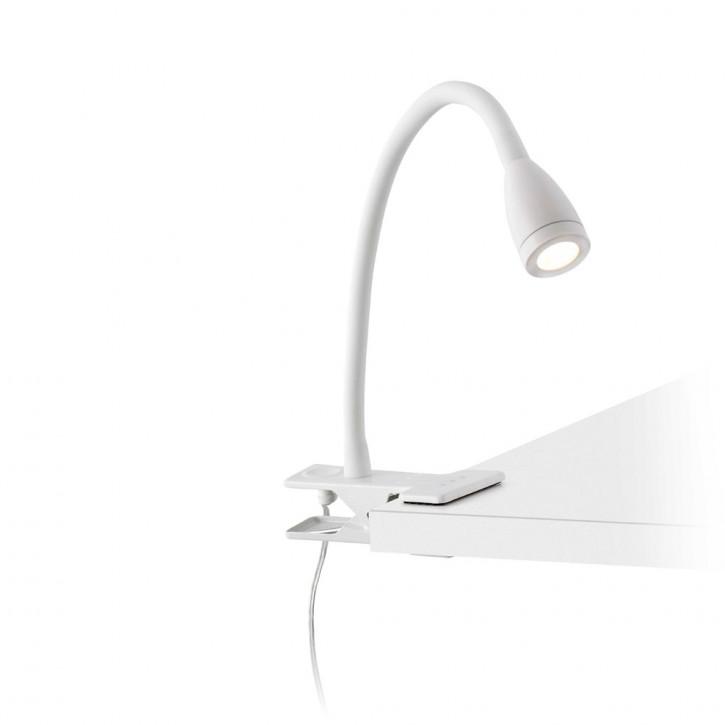 Loke-2 Lampada da lettura a clip LED