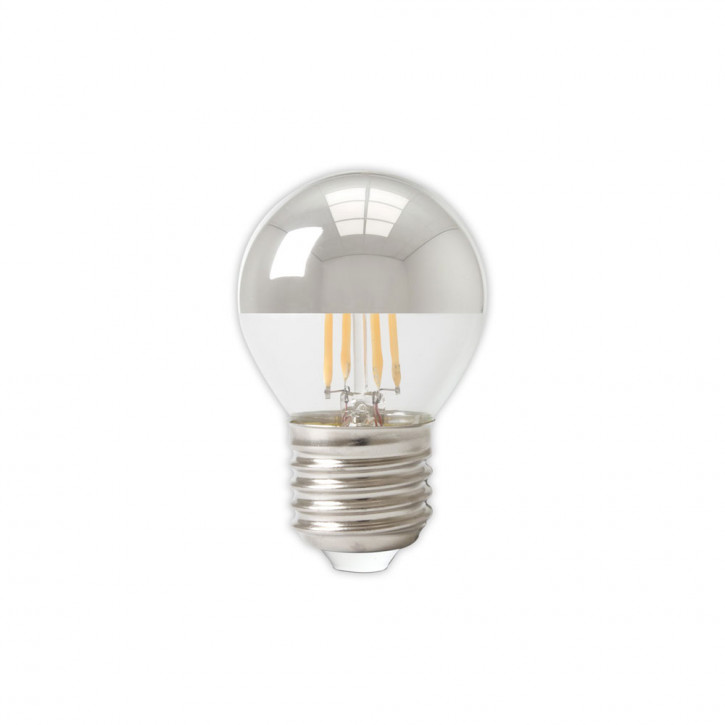 Mini bombilla de filamento LED con cúpula E27 4W 310lm 2700K regulable