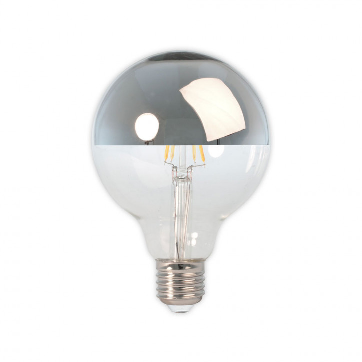 LED Filament Globe G95 E27 4W 280lm 2300K dimmable