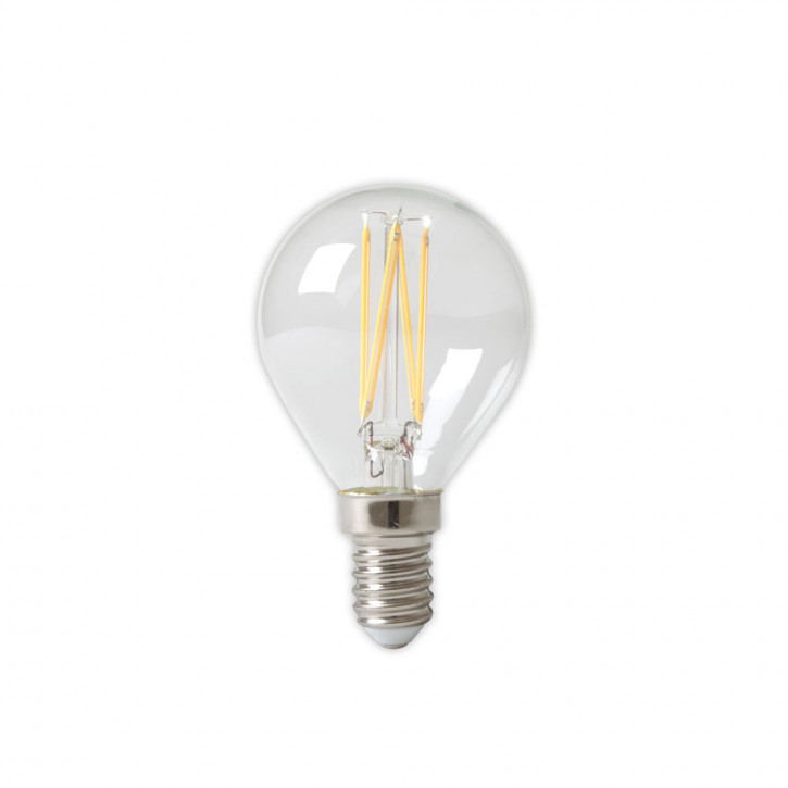 LED filament mini bulb E14 3.5W 350lm 2700K dimmable