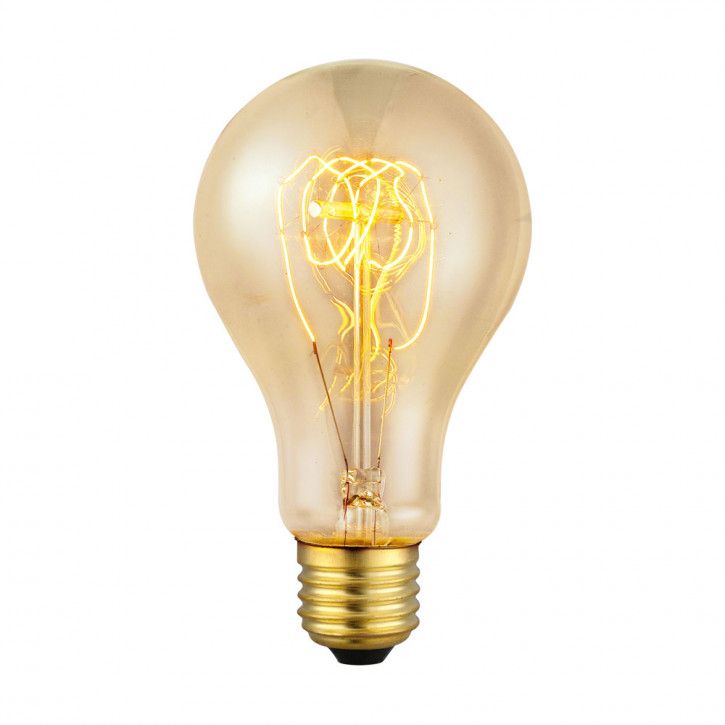 Vintage Light Bulb 240V 60W E27