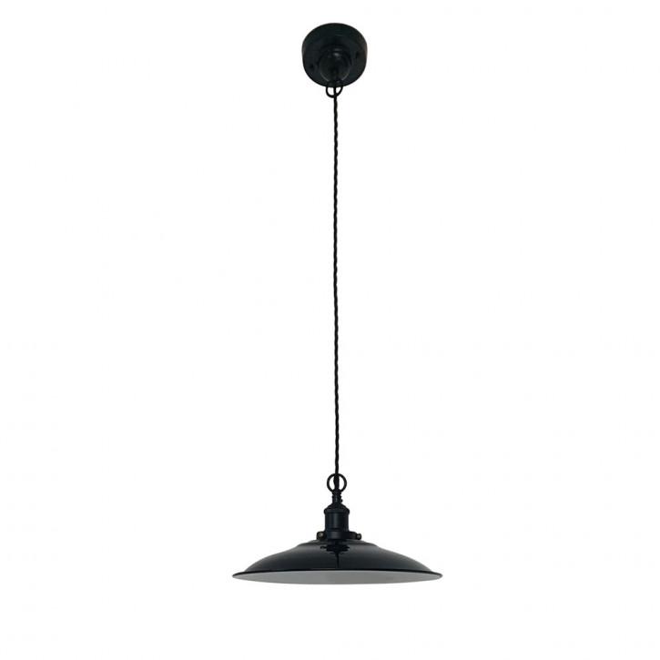 Lang Vintage Pendant Lamp black