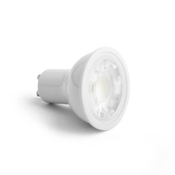 LED Spot GU10 6W 400lm 4000K regulable