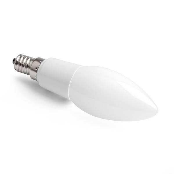 LED-Glühfaden Kerze E14 3W 270lm 2700K matt