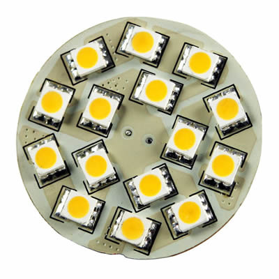 SMD LED Retrofit G4 15 3 W CW