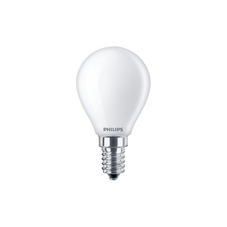 Philips Classic LED luster 4.3W 470lm 2700K