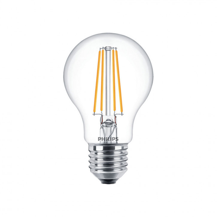 Philips Classic LED Bulb 8W 2200-2700K 806lm DimTone