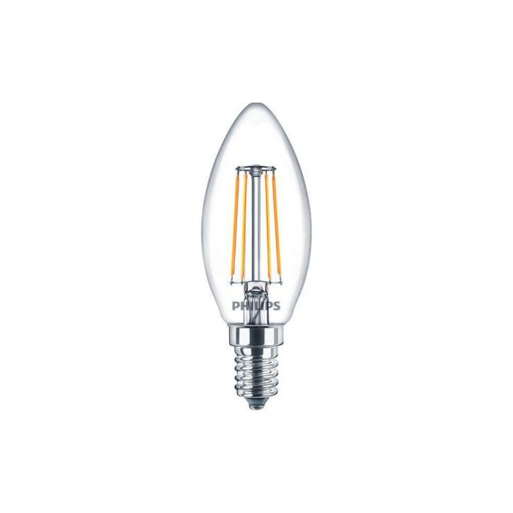 Philips Classic LED candle 6.5W 806lm 2700K klar
