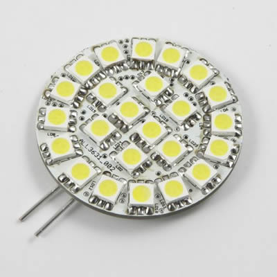 LED Retrofit G4 24 SMD 5050 5 W CW