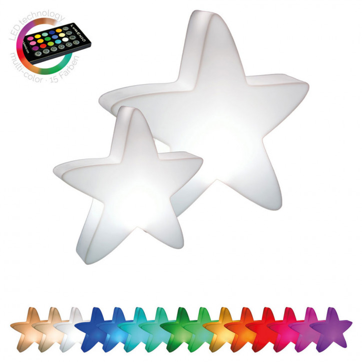 LUMENIO LED Stelle - Azione Set