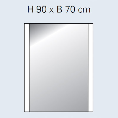 BrightLight 90x70 LED