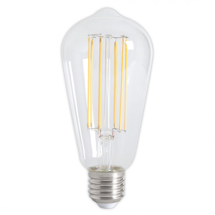 LED Filament Rustic ST64 4W E27 2300K dimmable