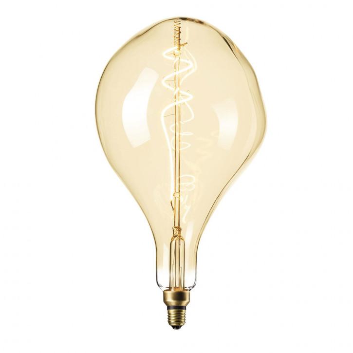 XXL Organische LED Lampe Gold 6W 300lm 2200K