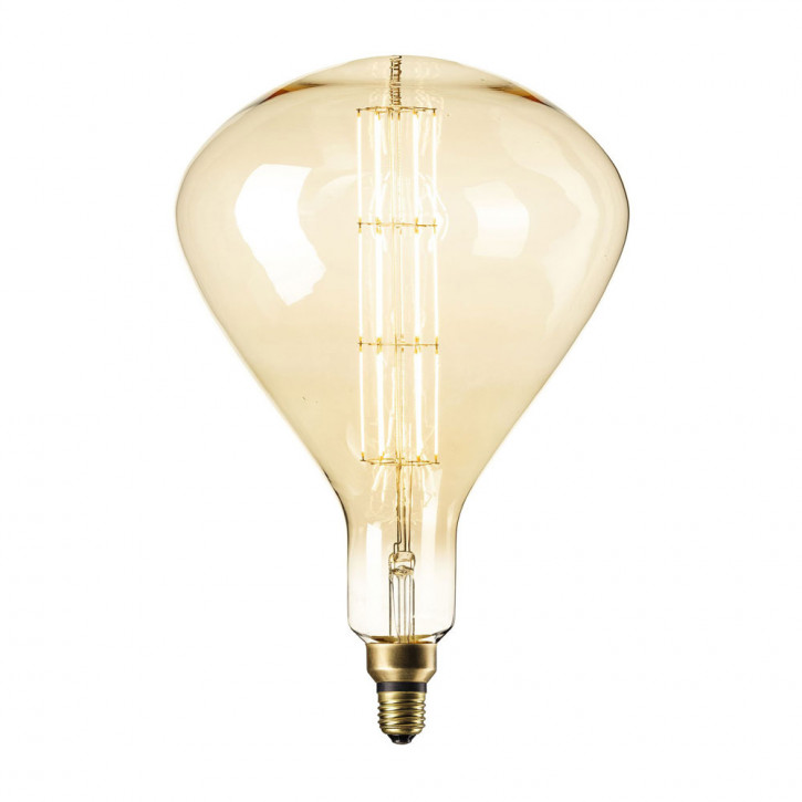 XXL Sydney LED Lamp gold 8W 800lm 2200K