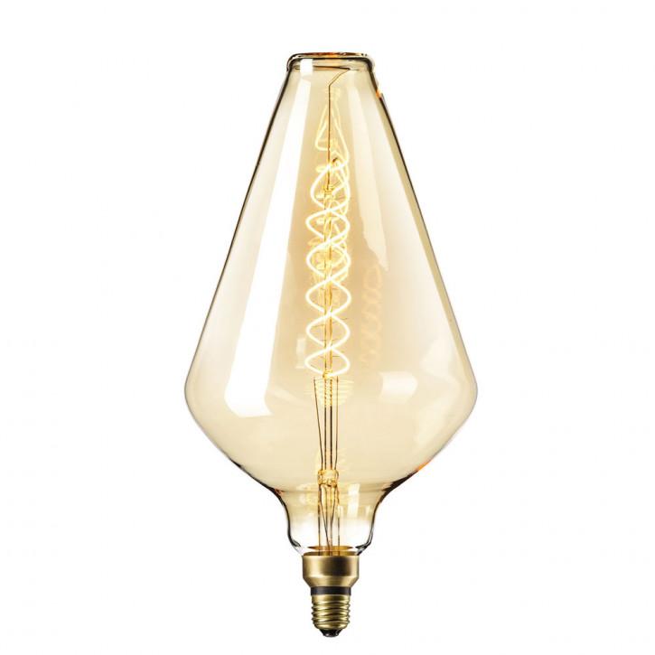 Lámpara LED XXL Viena Oro 6W 90lm 2200K