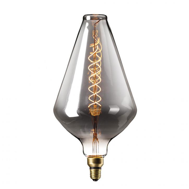 XXL LED Lamp Wien Titanium 6W 80lm 2200K