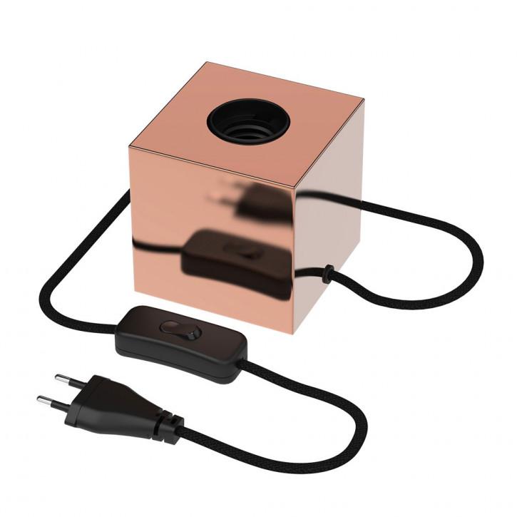 Cube85 Poliertes Kupfer