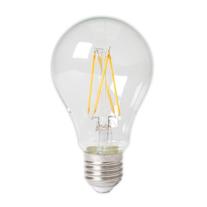 LED filament bulb E27 8W 1050lm 2700K
