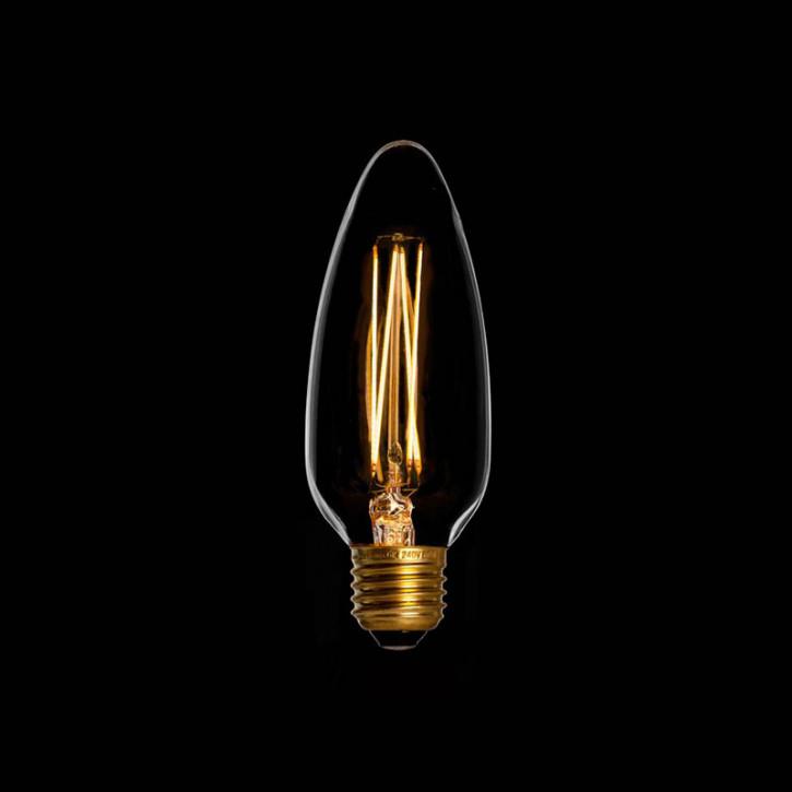 LED Kirchenkerze 3.5W E27 2200K dimmbar