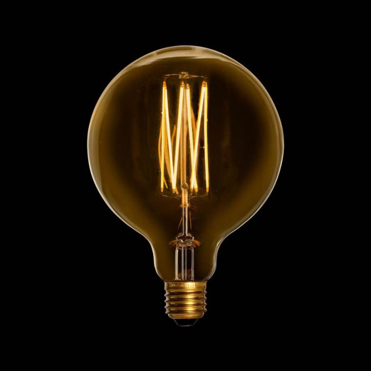 LED Mega Edison Gold 2.5W E27 2200K dimmbar