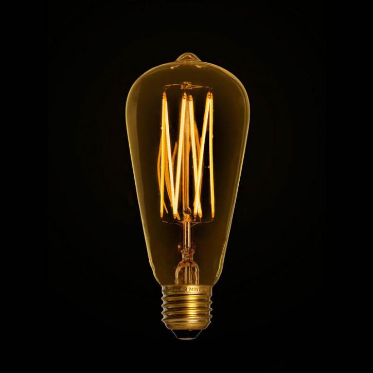 Edison gold 4W E27 2000K dimmbar