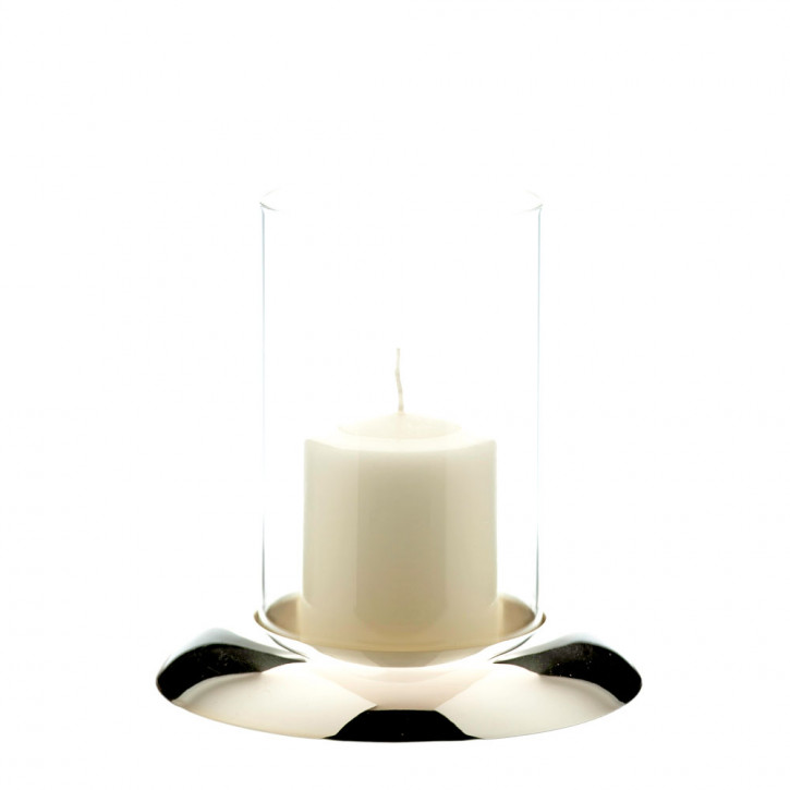 Wind light with candle 180