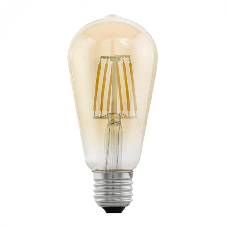 Vintage Glühfaden-LED Edison - E27 4W 220lm 2200K