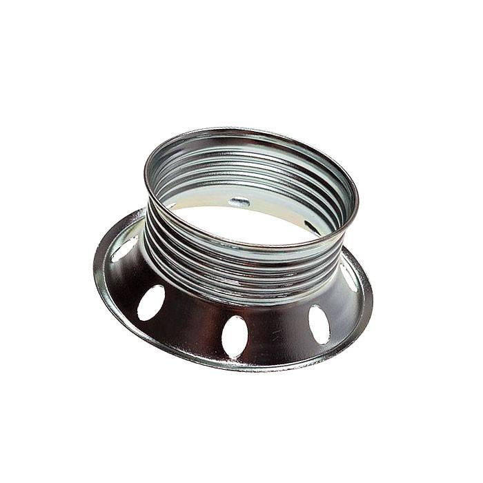 Fassungs-Ring E27 chrom