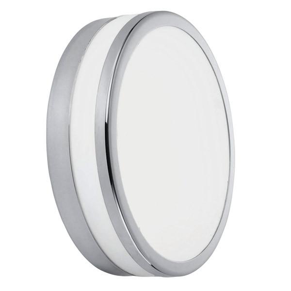 LED Palermo - sostituzione vetro smerigliato