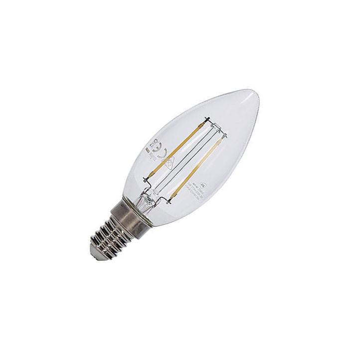 EGB Filament Kerze klar E14 2.5W 280lm 2700K