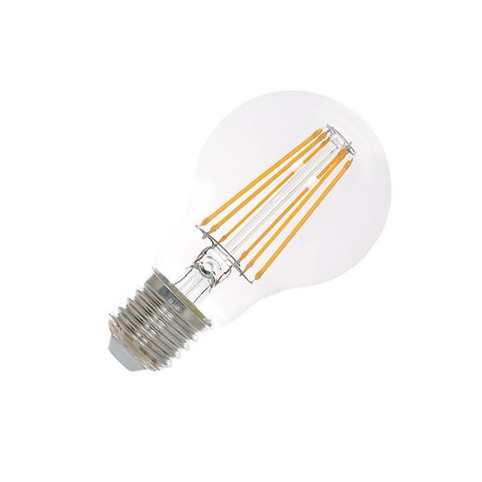 EGB filament AGL bulb clear E27 8W 1100lm 2700K