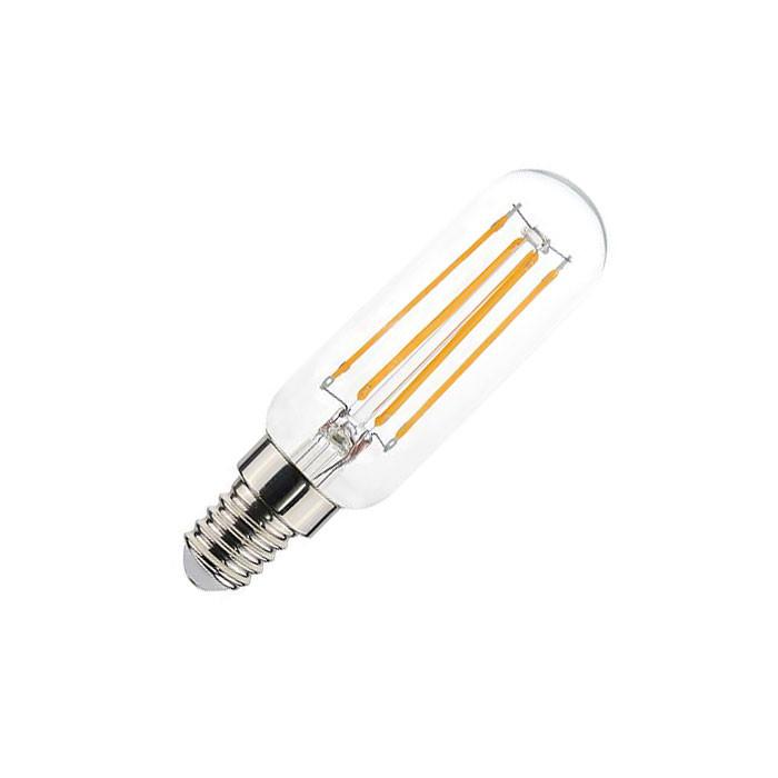 EGB Filament Röhrenlampe klar E14 4.5W 470lm 2700K