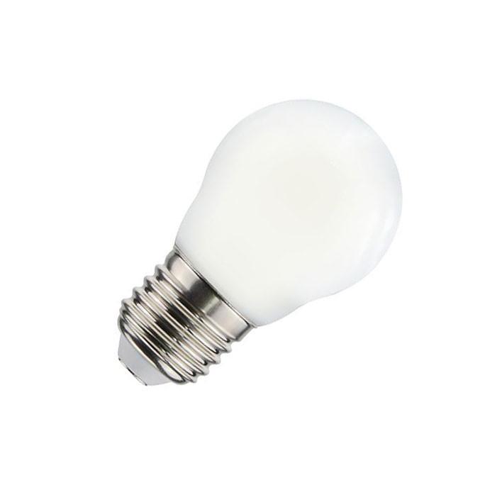 EGB Tropfenlampe opal E27 4.5W 470lm 2700K