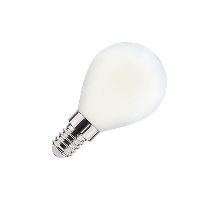 EGB Tropfenlampe opal E14 6W 780lm 2700K