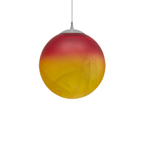 Milagro - Replacement glass red - yellow