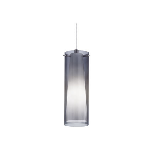 Pinto nero - Ersatzglas opal-matt, Rauchglas, schwarz-transparent