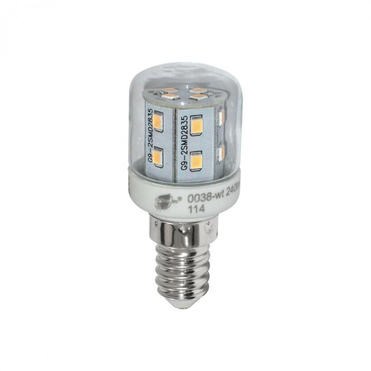LED-Kolbenlampe E14 2.5W 240lm 3000K