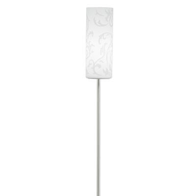 Amadora - Vetro di ricambio - bianco opaco con ornamenti